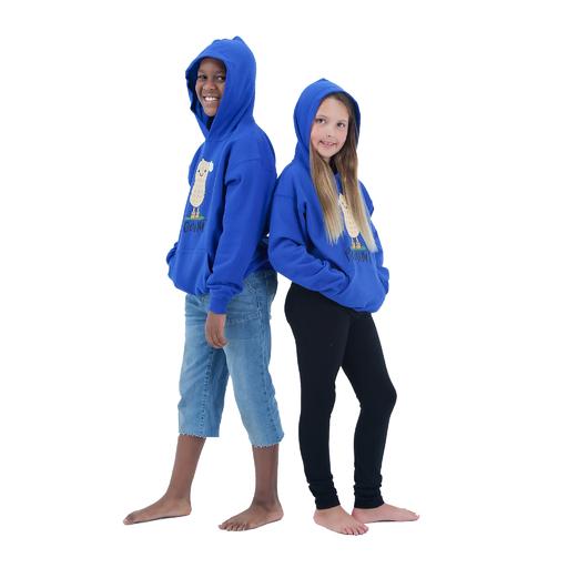 Gildan - Heavy Blend™ Youth Hooded Sweatshirt - 18500B